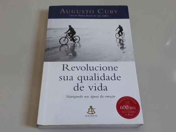 Livro Revolucione Sua Qualidade De Vida Augusto Cury
