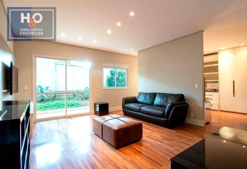 Imagem 1 de 10 de Apartamento Com 1 Dormitório Para Alugar - Jardim Leonor - São Paulo/sp - Ap2463