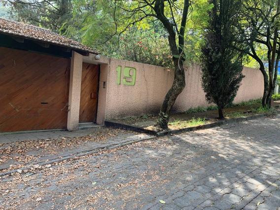 Venta De Casa Como Terreno A 3 Min De Santa Fe En Privada