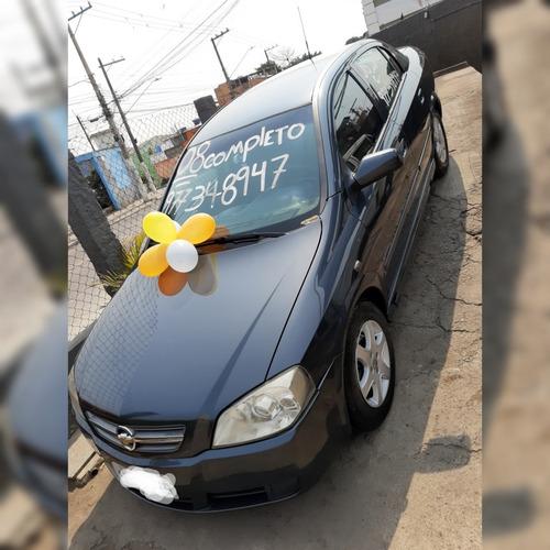 Imagem 1 de 15 de Chevrolet Astra Sedan 2008 2.0 Advantage Flex Power 4p