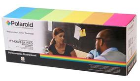 Toner Polaroid Para Impressora Hp Pt-ce285a-pro Preto