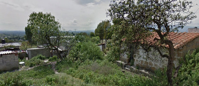 Terreno Frente Al Centro De Salud De San Andre Cuamilpa Tlax