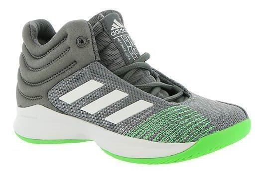Tenis adidas Pro Spark 2018 K Originals Basquet Shoes Gris
