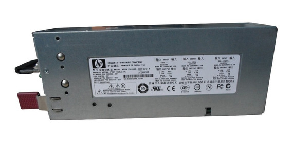 Fonte Servidor Hp Dl380 Ml350 G5 800w 7001044-y000