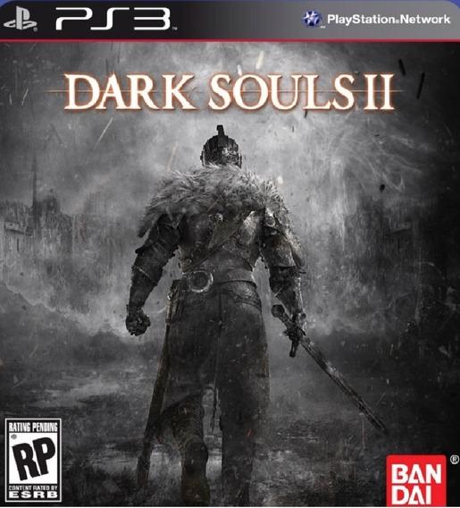 Dark Souls 2 Ii - Legendas Ptbr - Playstation 3 Artgames