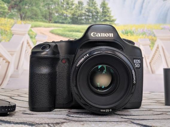 Canon 5d Mark - Classic Full Frame