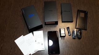 Samsung Galaxy S9+ Plus Negro 64gb 6gb Ram Excelente!!