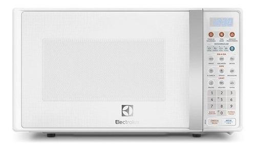 Microondas Electrolux MTO30   branco 20L 127V