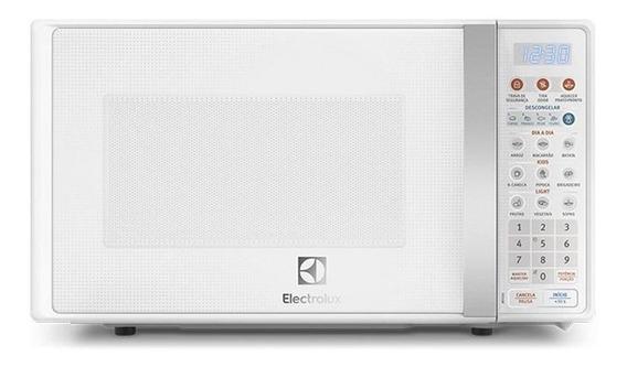 Microondas Electrolux MTO30 branco 20L 110V