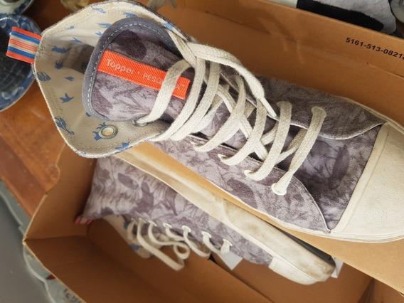 Zapatillas Topper De Diseño