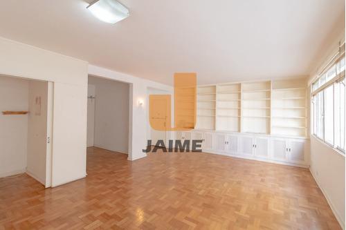 Ótimo Apartamento, 146 Metros, Em Excelente Localização.  - Ja13113