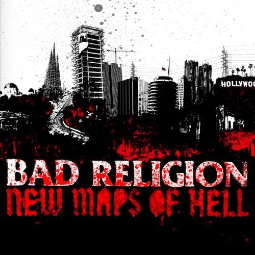 Bad Religion New Maps Of Hell Vinilo Lp Us Import