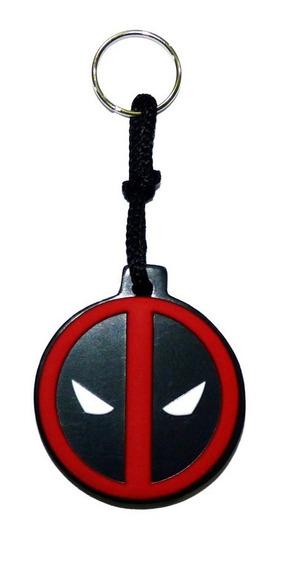Chaveiro Deadpool Emborrachado