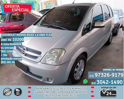 Chevrolet Meriva 2005 1.8 Joy Flex Power 5p