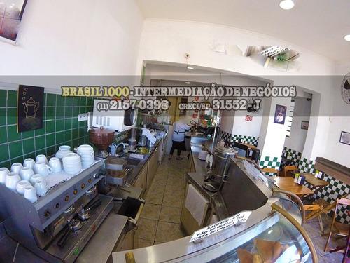 Cafeteria, Tatuapé, Sp. (cód. 7336)