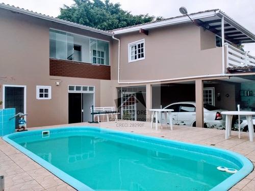 Casa A Venda No Bairro Rio Vermelho Em Florianópolis - Sc.  - 4109-1