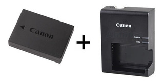 Bateria Canon Lp-e10 T5 T3 T6 + Cargador Canon Lc-e10 1100d