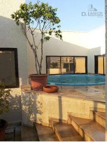 Cobertura Com 3 Dormitórios À Venda, 160 M² Por R$ 1.400.000,00 - Cambuí - Campinas/sp - Co0278
