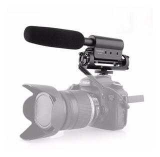 Microfono Takstar Sgc-598 Para Canon Nikon