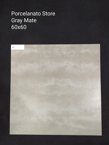 Porcelanato Store Gray Mate 60x60