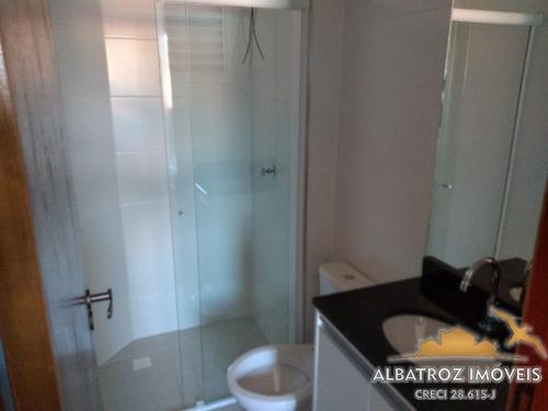Imagem 1 de 13 de Apartamento Novo Região Central Com 02 Dormitórios Sendo 01 Suíte E Lazer. - Ap539