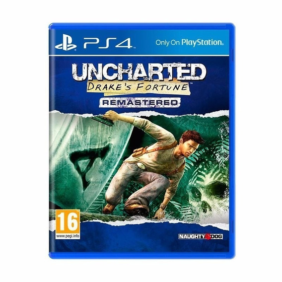 Uncharted 1 Ps4