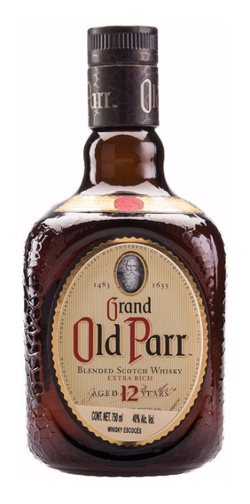 Whisky Old Parr 12 Años - 750 Ml