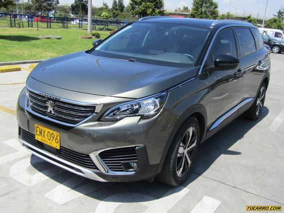 Peugeot 5008 Gt Line Europa