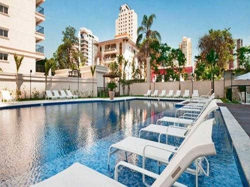 Apartamento Com 4 Suites À Venda, 236 M² - Vila Gilda - Santo André/sp - Ap0433 - 67855195