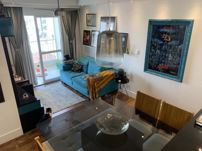 Apartamento Em Parada Inglesa, São Paulo/sp De 69m² 2 Quartos À Venda Por R$ 500.000,00 - Ap202268