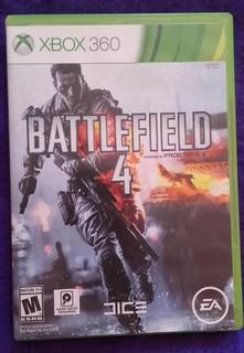 Battlefield 4 Xbox 360