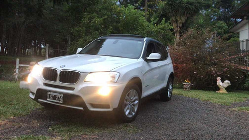 Bmw X3 2.0 Xdrive 20d Executive 184cv 2012