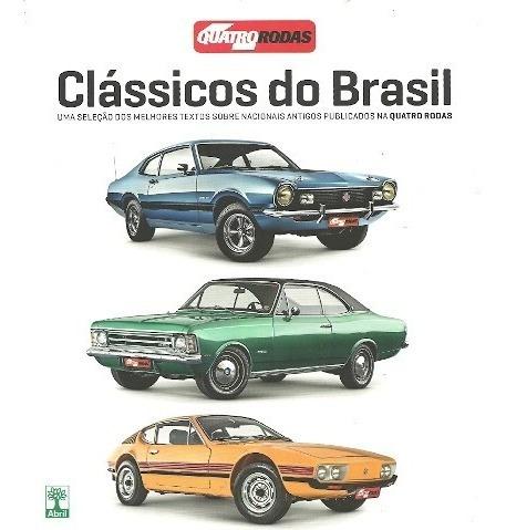 Revista Quatro Rodas Clássicos Do Brasil