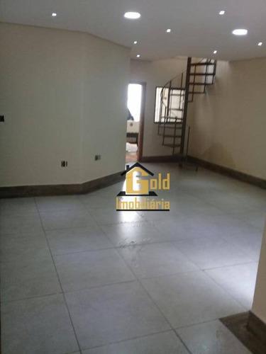 Casa Com 4 Dormitórios À Venda Por R$ 400.000,00 - Sumarezinho - Ribeirão Preto/sp - Ca0274