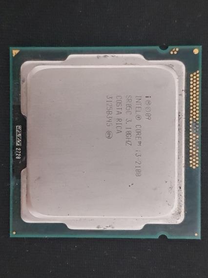 Processador Intel Core I3-2100 3.10ghz (semi-novo)
