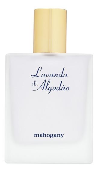 Mahogany Fragrância Des. Lavanda & Algodão 100 Ml