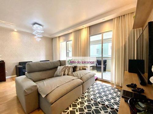 Imagem 1 de 30 de Apartamento Com 3 Dormitórios À Venda, 101 M² 0 - Ipiranga - São Paulo/sp - Ap5629