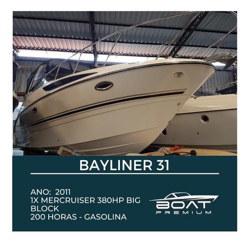 Bayliner 31, 2011, 1x Mercruiser 380hp Big Block - Phantom