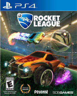 Rocket League Ps4 Digital Gcp