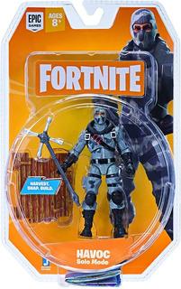 Fortnite Figura De Havoc Articulada 10 Cm Art Fnt0096