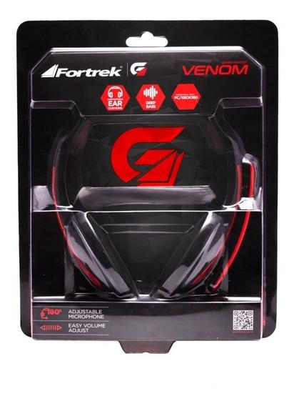 Headset Gamer Pc/xbox 360 Spider Venom Shs-701 Fortek