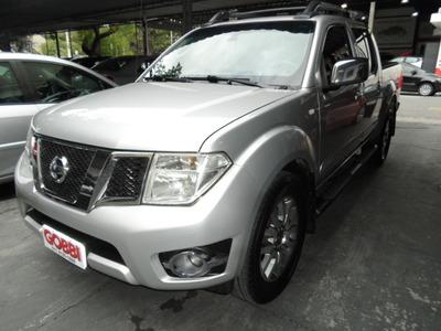 Nissan / Frontier 2.5 Sl 4x4 Cd Diesel 2014 Prata