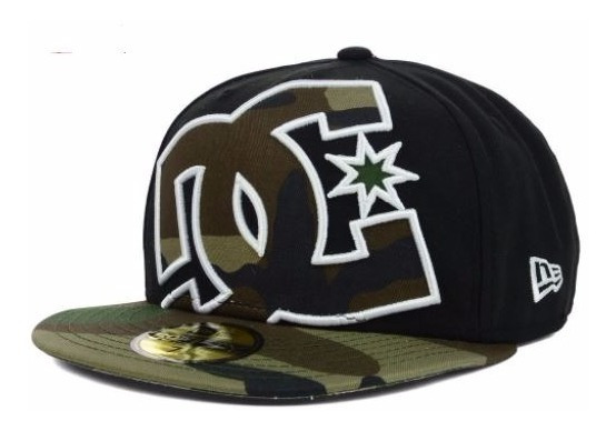 Gorra New Era Dc Shoes 2