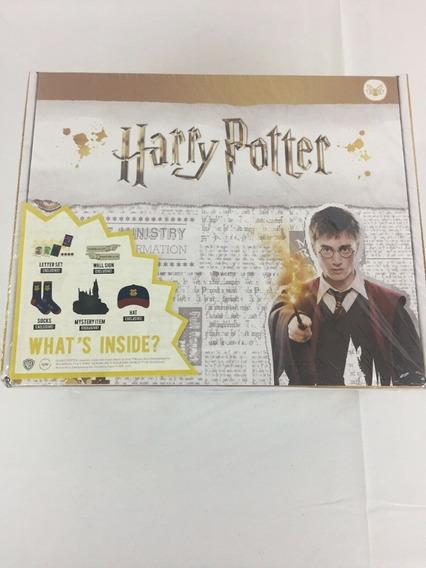 Harry Potter Mistery Box 5 Sopresas Gorra Calcetas 2019