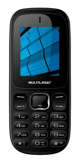 Celular Multilaser Up 3g Com 2 Chips Bluetooth Mp3 3g Mms