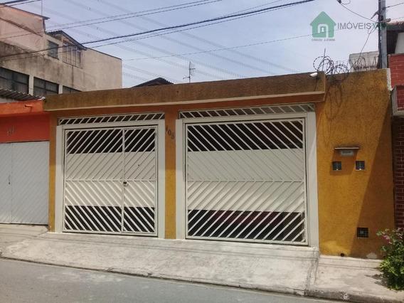 Casa Térrea Com 2 Dormitórios À Venda, 90 M² Por R$ 650.000 - Jardim Taboão - São Paulo/sp, Confira! - Ca0279