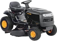 Tractor Poulan Pro Motor B&s De 15,5 Hp. Plataf. Corte 42