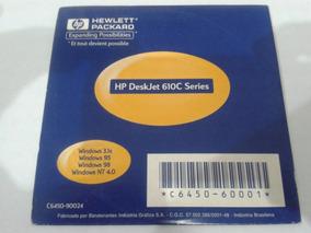 Software : Impressoras Hp Serie 610c # Muito Novo