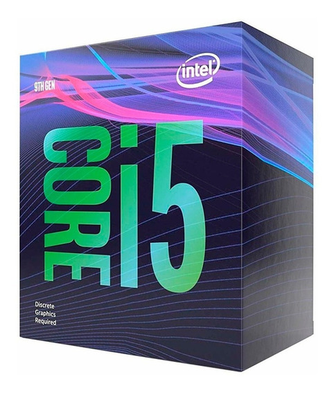 Procesador Core I5-9400f 6 Nucleos 9mb 2.9ghz 1151