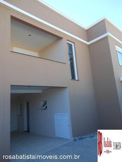 Sobrado Com 02 Dormitório(s) Localizado(a) No Bairro Niterói Em Canoas / Canoas - S111